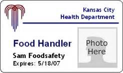 Food Handler Classes: Food Handlers Certificate Service